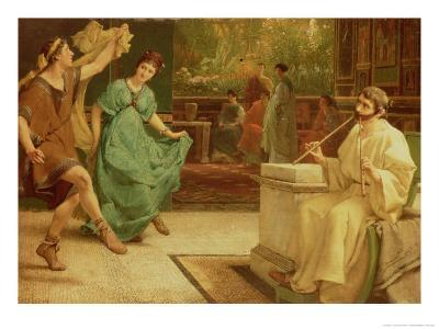 A Roman Dance