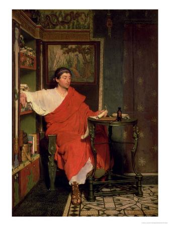 A Roman Scribe