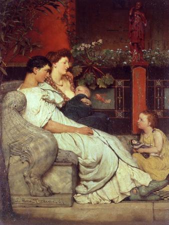 A Roman Family