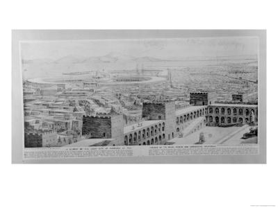 A Glimpse of the Great City of Carthage at the Height of Its Naval Power and Commercial Splendour