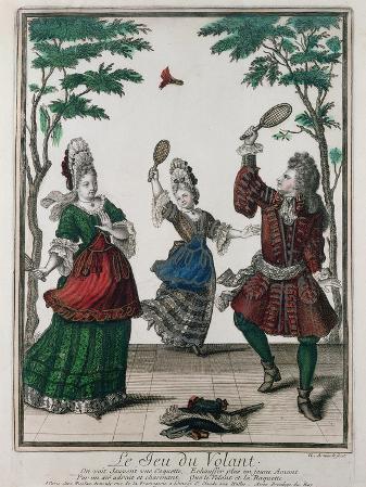 A Game of Badminton