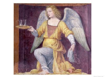 An Angel, 1525