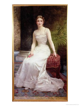 Portrait of Madame Olry-Roederer, 1900