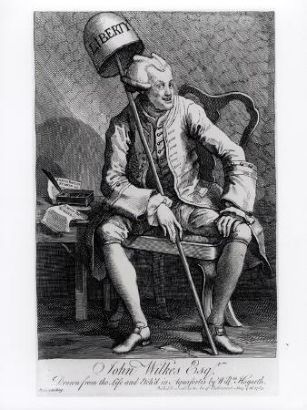 John Wilkes 1763