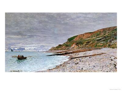 La Pointe De La Heve, 1864