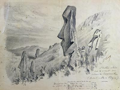 Monuments on Easter Island