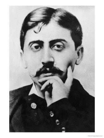 Portrait of Marcel Proust 1900
