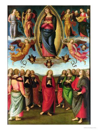 Assumption of the Virgin, 1506