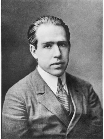 Niels Bohr circa 1922
