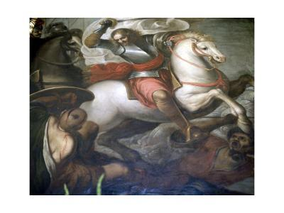 Apparition of St. James the Great at the Battle of Clavijo