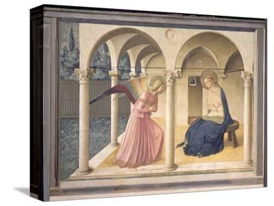 The Annunciation, circa 1438-45