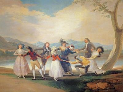 Blind Man's Buff, 1788-9