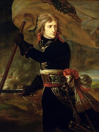 Napoleon I on the Bridge of Arcole