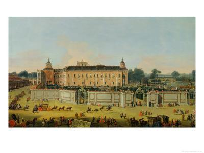 The Palace of Aranjuez, 1756