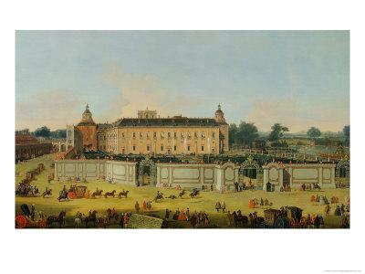 The Palace of Aranjuez, 1756