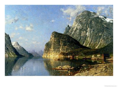 Sogne Fjord, Norway