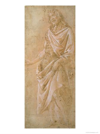 Study of St. John the Baptist