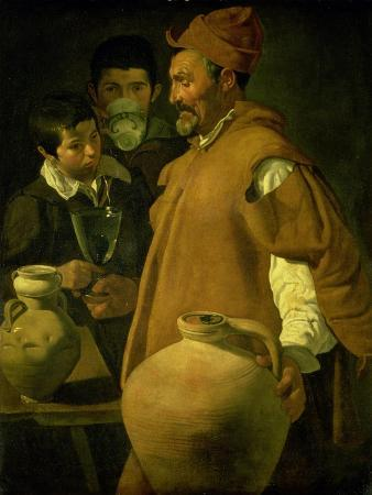 The Water Seller of Seville