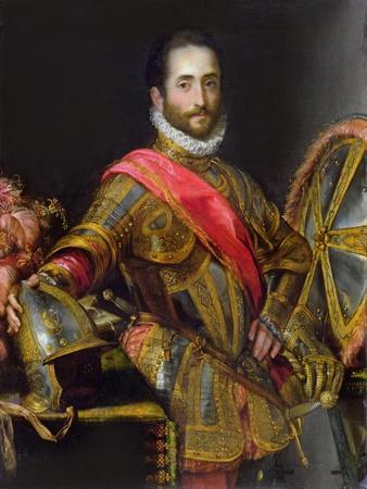 Portrait of Francesco II Della Rovere
