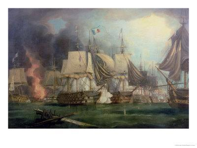Battle of Trafalgar, 1805