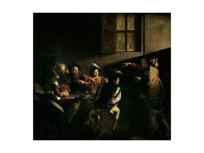 The Calling of St. Matthew, circa 1598-1601