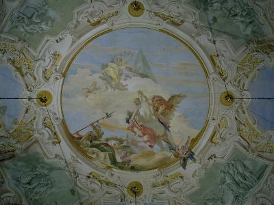 Bellerophon Riding Pegasus, circa 1746-47