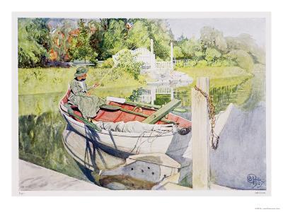 Fishing, 1909