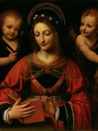 St. Catherine, 1527-31