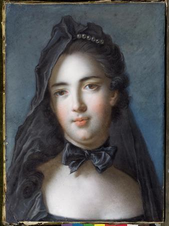 The Princess of Beauveau, Nee Sophie Charlotte De La Tour D'Auvergne