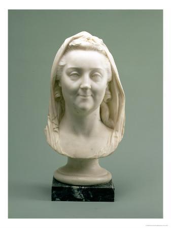Portrait Bust of Catherine II, 1770s