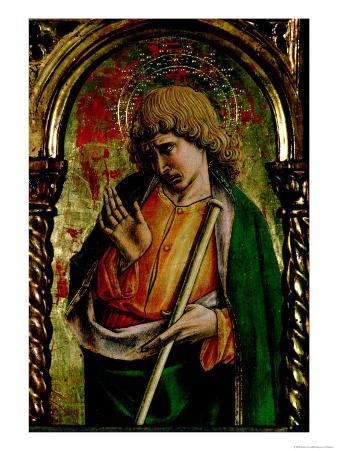 St. James the Less, Detail from the Sant'Emidio Polyptych, 1473