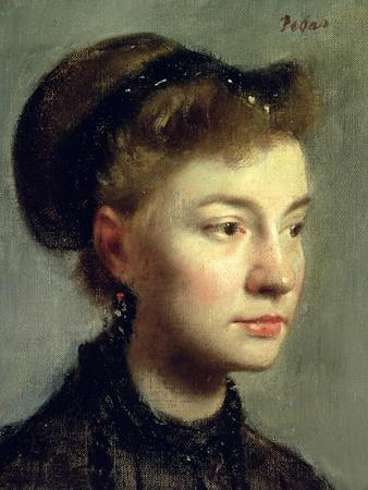 Portrait of a Young Woman, 1867