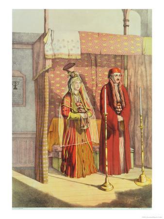 A Jewish Marriage