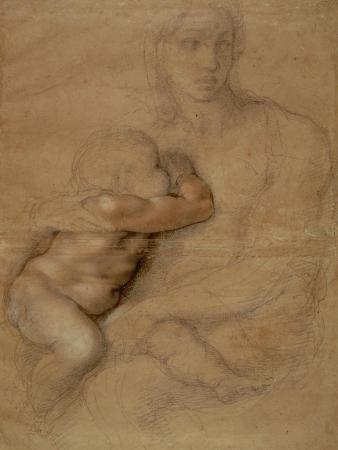 Madonna and Child, circa 1525