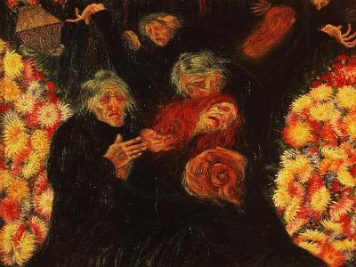 Mourning, 1910