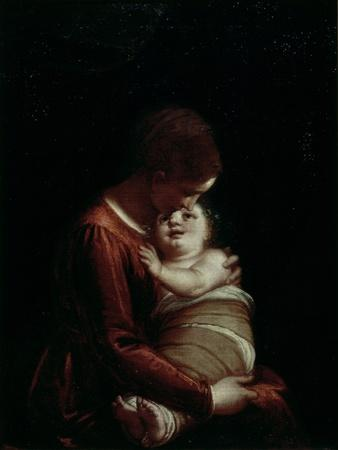 Madonna and Child, circa 1570