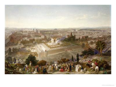 Jerusalem in Her Grandeur