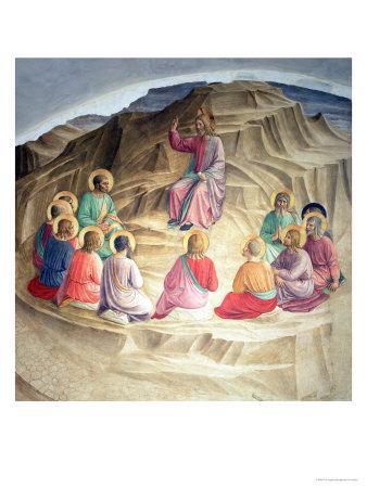 The Sermon on the Mount, 1442