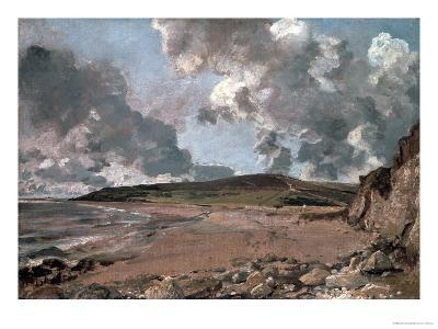 Weymouth Bay with Jordan Hill, circa 1816