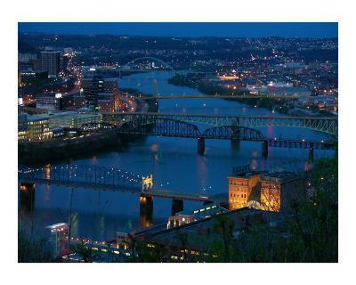 Monongahela River, Pittsburgh