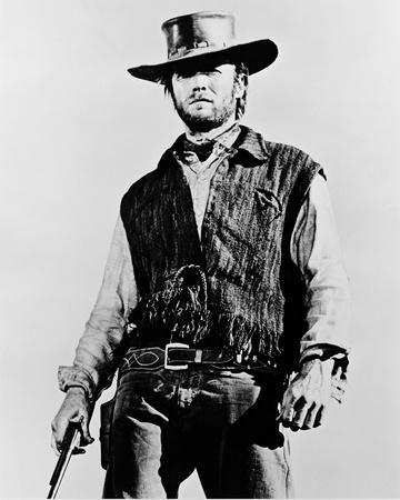 Image result for clint eastwood cowboy black and white