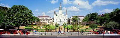 Jackson Square, New Orleans, Louisiana, USA