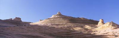 Low Angle View of the Rock Formation, Vermillion Wilderness, Arizona, USA