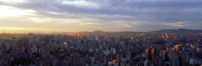 City Center, Buildings, City Scene, Sao Paulo, Brazil