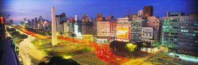 Plaza De La Republica, Buenos Aires, Argentina
