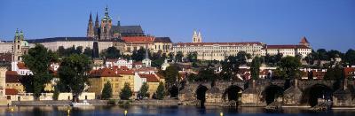 Vltava River, Prague, Czech Republic