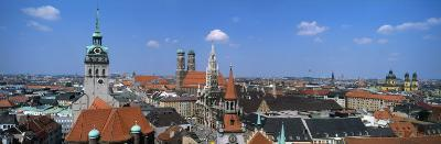 Cityscape, Munich, Germany