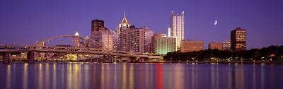 Allegheny River, Pittsburgh, Pennsylvania, USA