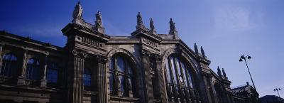 Low Angle View of a Building, Gare Du Nord, Paris, France