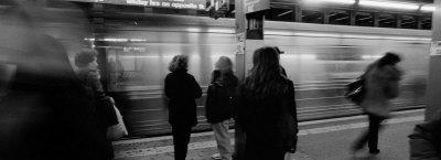 Subway, Station, New York City, New York State, USA
